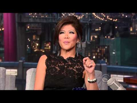Julie Chen interview on David Letterman HD   3 September, 2013