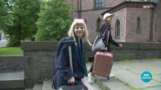 Aurora -  I Can't Breathe Interview  Vierlive & Amnesty International Norway   07/06/20