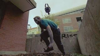 Rise of The Flipping Dead - Zombie Parkour