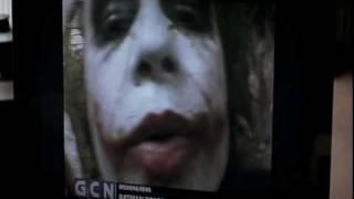 Batman - The Dark Knight - Deleted Scene 5 - Joker TV Scene