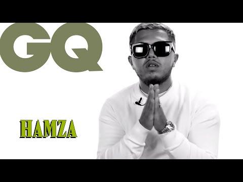 Les Punchlines De Hamza (SCH, Aya Nakamura, 50 Cent...)  | GQ