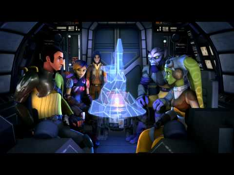 Chopper - Star Wars Rebels - Disney XD Official