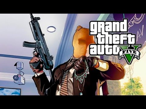 how to start a heist on gta v online