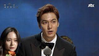 [영화부문] LF 남자 인기상 / 이민호 Lee Min Ho - Paeksang Arts Awards