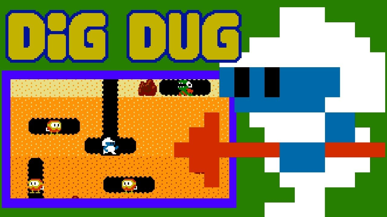 Dig Dug (FC)