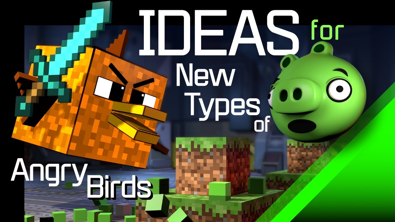 Ideas for new types of angry birds video 2 youtube solutioingenieria Choice Image