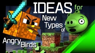 Ideas For New Types Of Angry Birds - Video 2