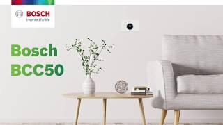 Bosch BCC50 WiFi Thermostat