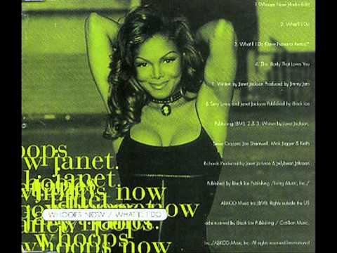 JANET JACKSON - WHOOPS NOW (RADIO EDIT)