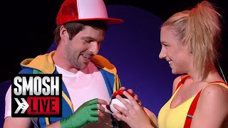 MY POKEMON GO ADDICTION - SMOSH LIVE