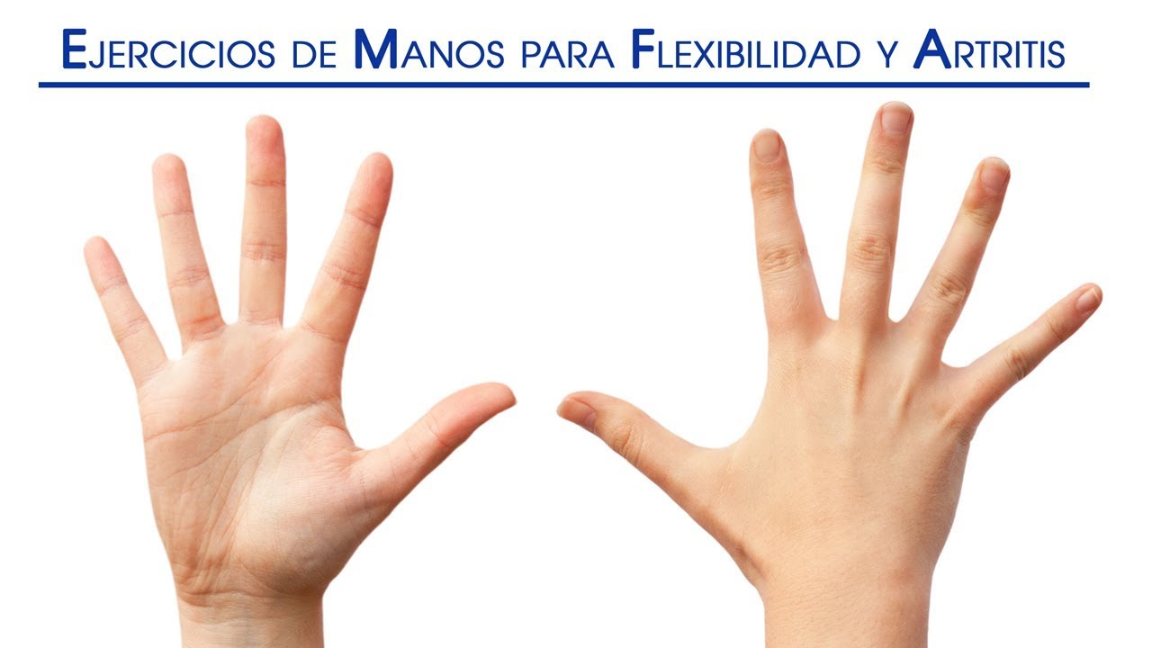 puntas dedos manos dormidas