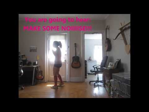 Zumba FLASHMOB 2014 DANCE BREAKDOWN