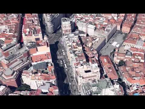 Madrid 3D (Vuelo virtual)
