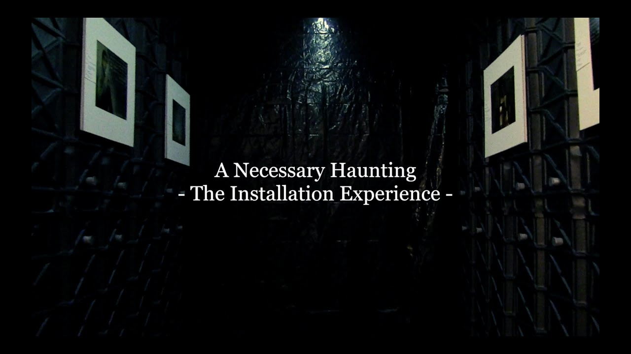 A necessary haunting - Video Walkthrough