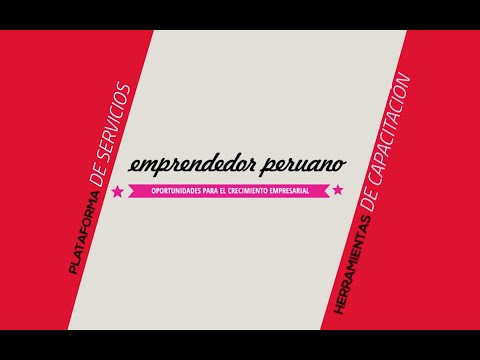 video-oficial---emprendedor-peruano