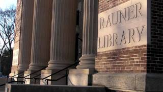 Dartmouth Dance Ensemble Performs in Rauner Library