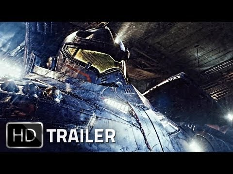 PACIFIC RIM Offizieller Trailer German Deutsch HD 2013