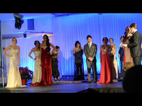 Ms & Mr Vancouver Pageant 2014 - Announcing the final ten