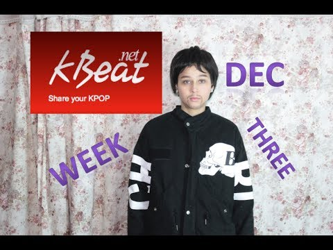 Kbeat Custard Top Kpop Fan videos Dec week 3