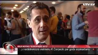 """Rīgā notiks """"Europride 2015"""""""