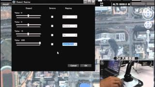 DJI Ace Waypoint Feature-User-Defined Joystick Control