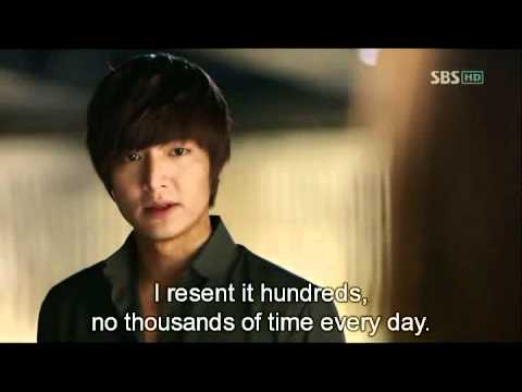 so goodbye,dont cry,smile..korean love story city hunter.flv