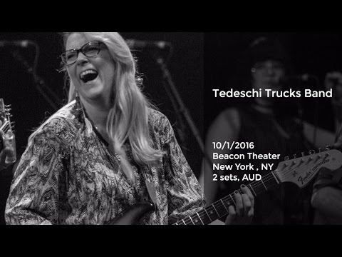 Tedeschi Trucks Band Live at the Beacon Theater - 10/1/2016 Full Show AUD