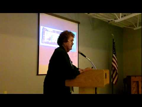 Freeport Historical Society:  Jane C. Nylander lecture