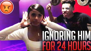 IGNORING MY CRUSH PRANK| HE GETS EXTREMELY ANNOYING!
