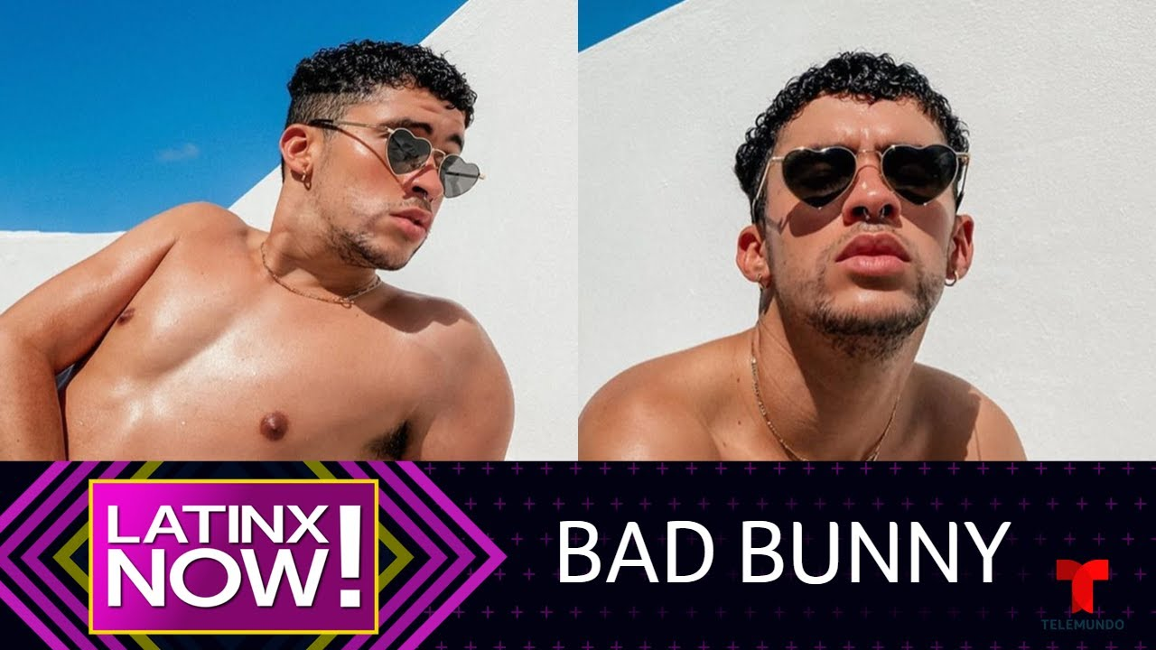 Bad Bunny sube divertido video con su novia y se vuelve viral
