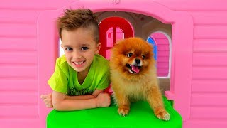 Vlad y mamá eligen nuevas mascotas