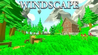 WHAT IS WINDSCAPE?