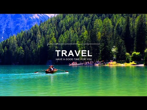 Lago di Braies The largest Natural lake In The Dolomites