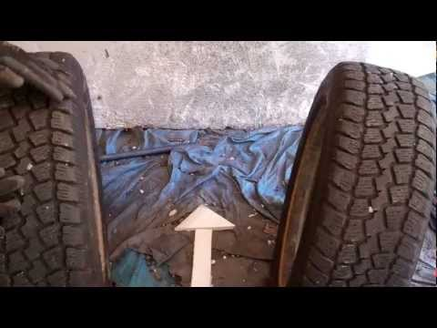 How to verify if a vehicle needs an alignment.