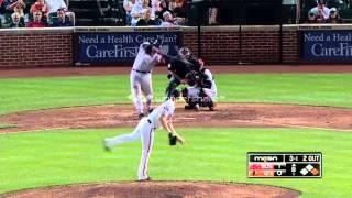 Baltimore Orioles 2014 June highlights