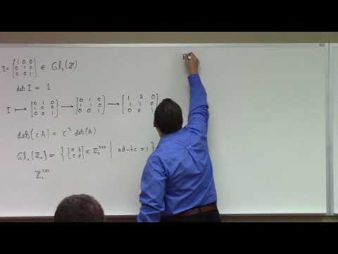 Abstract Algebra: groups, generators and relations, direct product, 9-8-17