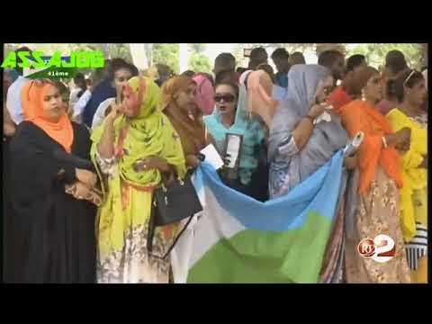 Djibouti: Réception au palais de la République