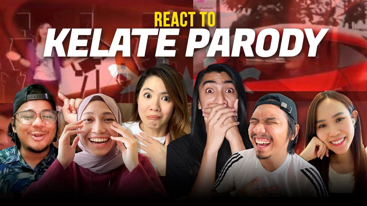 Download Layan Lagu Kelate Parody   SEISMIK Reacts