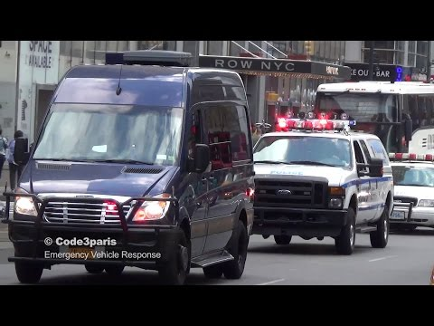 nypd anti terrorism unit van tb atu mercedes fre doovi. Black Bedroom Furniture Sets. Home Design Ideas