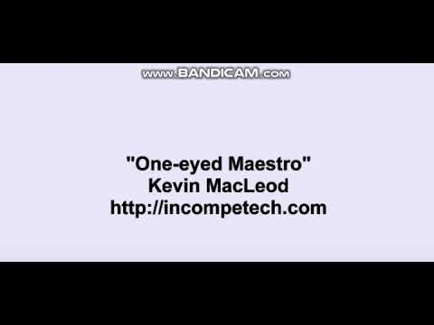 Kevin MacLeod - One-eyed Maestro [1 Hour Version]