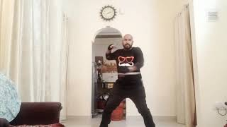 Real Talent Boss Martial arts using 3 Nanchaku training