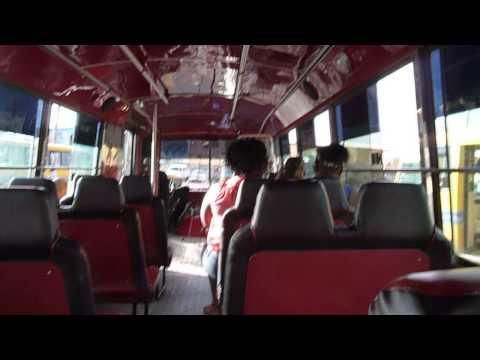 Barbados Reggae Reggae Bus