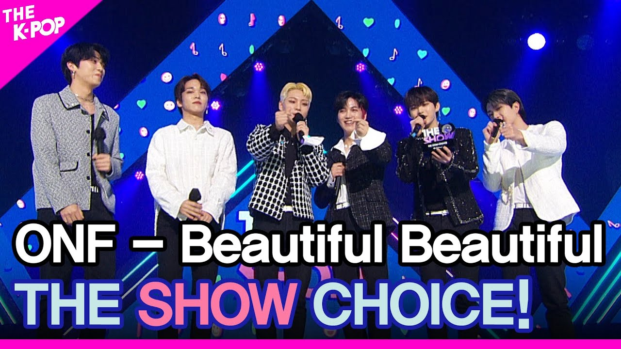 ONF(온앤오프), THE SHOW CHOICE! [THE SHOW 210302]