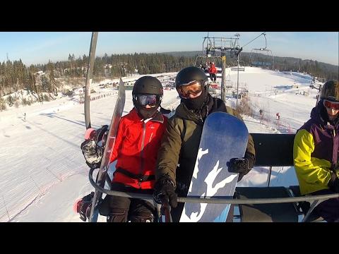 Сноубординг в Игоре! Быстрый обзор гостеприимного курорта Игора!