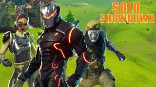 Solo Showdown - BEST Youtube Sniper! [PC] 750 LIKES and I'll dance Star Power!