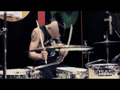 BLINK 182 Feeling This Drum Cover
