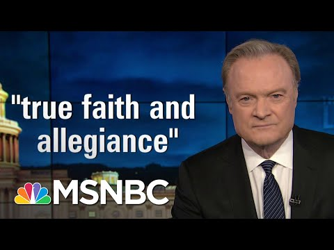 Lawrence: 147 Republicans Lied When They Took An Oath To Defend The Constitution | The Last Word