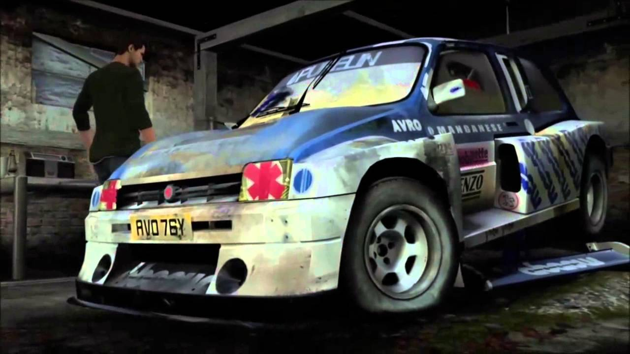 Forza Horizon 2 11th Barn Find The 1984 Mg Metro 6r4 On