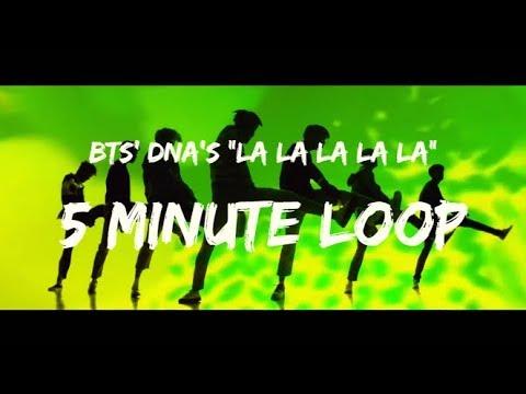 BTS' DNA's