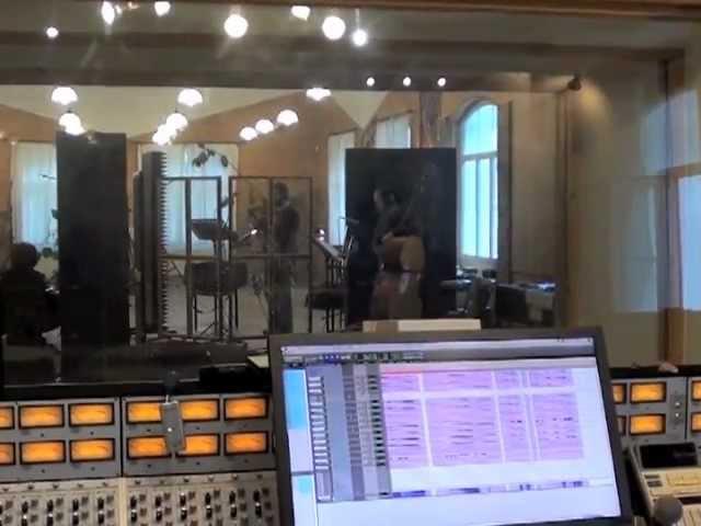 Milokraj - Recording Session